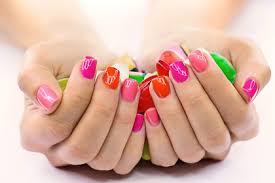 Nails services for kids