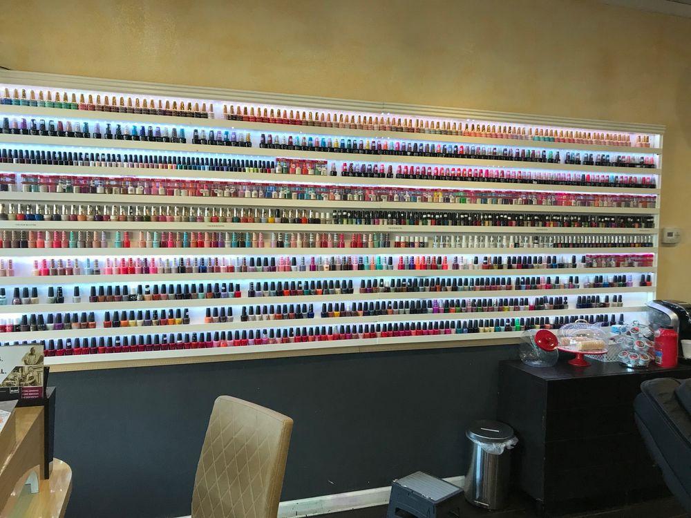 Solar nails gallery